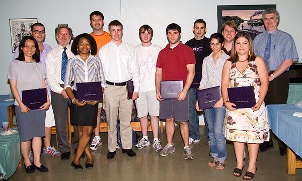 Spring 2006 Award Recipients