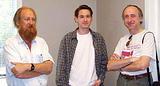 Bogdan Oporowski, Rick Litherland, and Jeff Sheldon