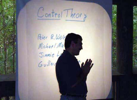 Peter Wolenski - Control Theory