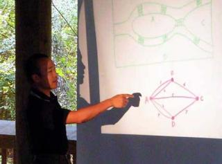 Guoli Ding - Combinatorics/Graph Theory