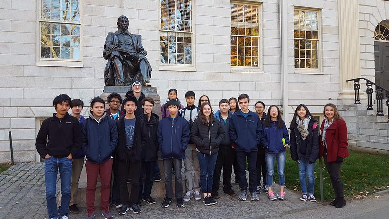 Harvard-MIT Math Tournament 2016