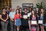 Spring 2016 Award Recipients