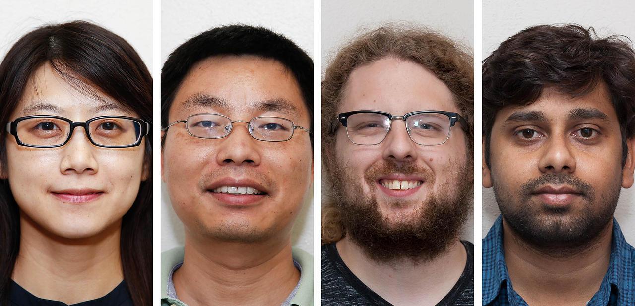 New professors and postdocs, 2016
