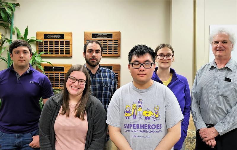 LSU Math Actuarial Student Association