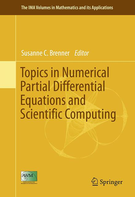 Book: Topics in Numerical Partial Differential Equations and Scientific Computing