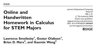 Calculus Study