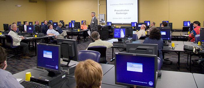Cartledge opens 2007 R2R Workshop