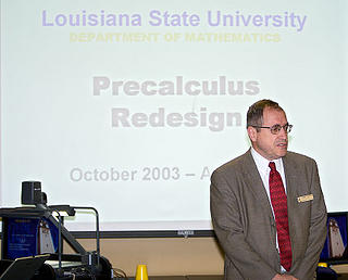 Lawson speaks at 2007 R2R Workshop