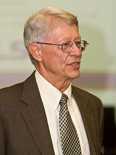 Vice Provost Frank Cartledge