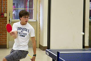 Pongfest 2009: Eyes on the Ball