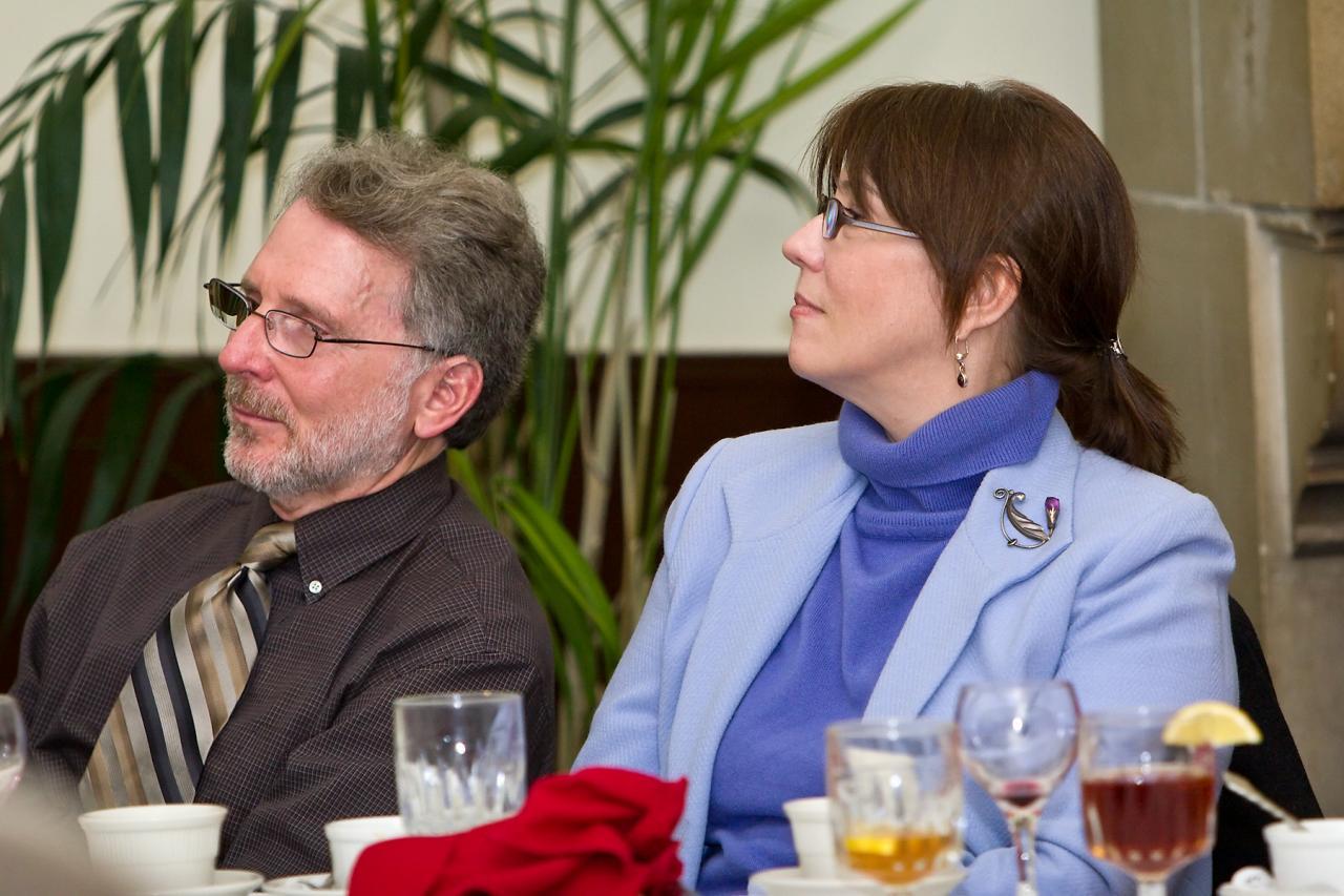 Susan and Robert Perlis