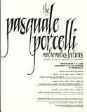 Porcelli Lecture Invitation: T. Y. Lam 1982