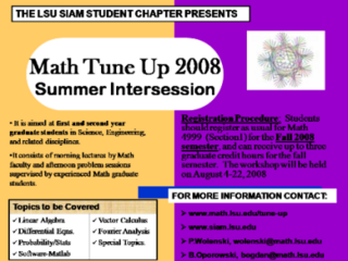 Tune-up poster 2008 small