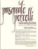Porcelli Lecture Invitation: John Milnor 1984