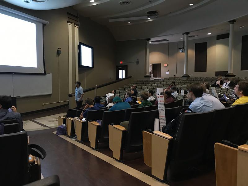 Texas-Louisiana Undergraduate Math Conference 2018