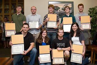 Spring 2011 Awards