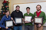 Fall 2016 Award Recipients
