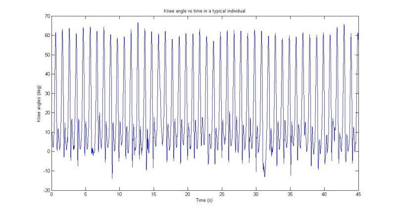 knee data