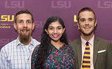 LSU Math 2017 Virginia Tech Exam Team