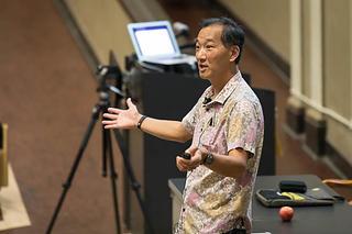 Ken Ono Porcelli Lecture