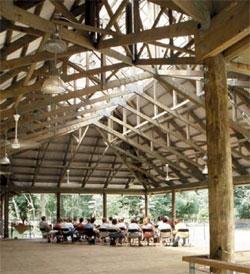 Hilltop Arboretum Pavillion