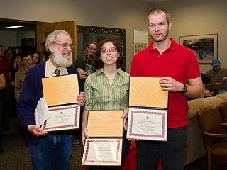 Recipients of Porcelli Research Excellence Awards