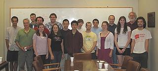 REU 2011 Group Photo