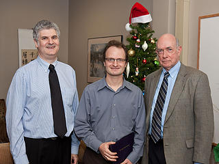 Yakimov receives McGehee Award